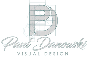 Paul Danowski Visual Design logo